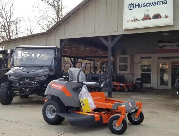 Z242F Husqvarna Zero Turn Mower
